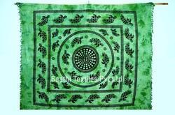 Printed 100% Cotton Wall Hanging Tapestry