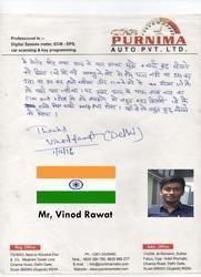 Mr Vinod Rawat