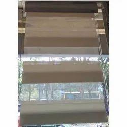 Wooden Vertical Curtain Blinds