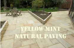 YELLOW MINT SANDSTONE
