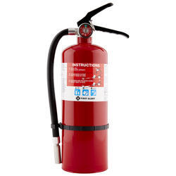 Mild Steel 4 Kg Car Fire Extinguisher