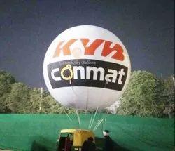 KYB Advertising Sky Balloons