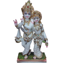 God Radha Krishna Statues