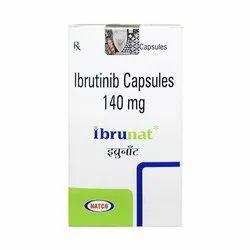 Ibrunat 140mg - Ibrutinib Capsules