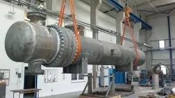 Double Pass Shell and Tube Heat Exchanger
