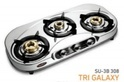 3 Burner Gas Stoves Su-38-308