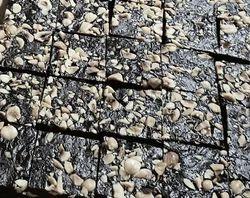 Nutella Sea Salt Fudge With Roasted Hazelnut