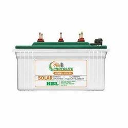 Photolite PLS 50 Solar Tubular Battery, Capacity: 40 AH-200 AH