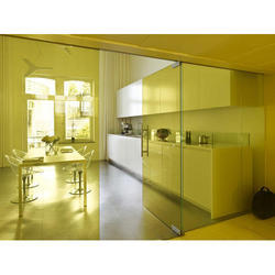 Glass Kitchen Door Designing Services