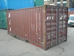 Blast Freezer Container