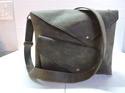 Vintage Leather Designer Shoulder Bag