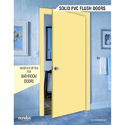 Solid Pvc Flush Door