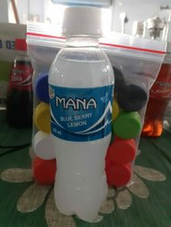 Energy Drink MANA Blue Berry Lemon (Out of stock), Packaging Type: Bottle