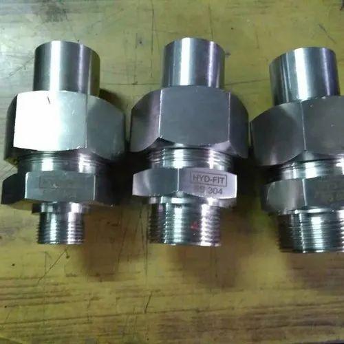 Ss Hydraulic Jic Fittings