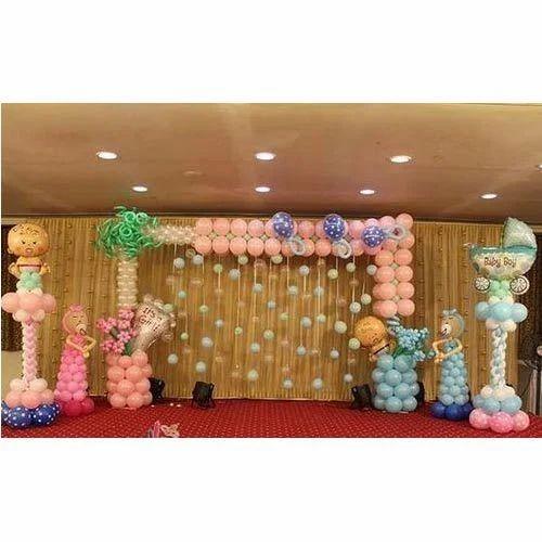 Baby Shower Stage Decoration