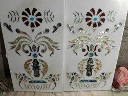 Marble Inlay Jali