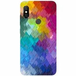 Silicon Multicolor Mobile Back Cover, For Mobile Protection