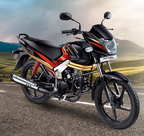 Mahindra Centuro Rockstar Bike At Rs 50545 Piece मह द र