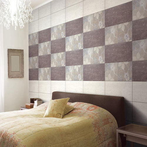 Qutone Pack Bedroom Wall Tile Size Medium Rs 35 Square Feet Id 14772108991