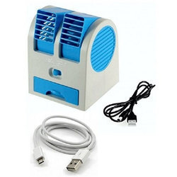 Mini USB Perfume Air Cooler