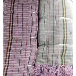 Bathroom Cotton Gamcha, Size: 16x28 Inches