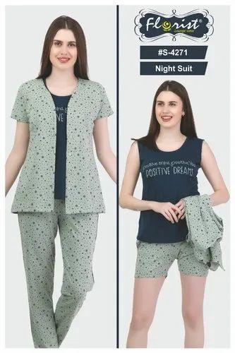 Ladies Night Suit