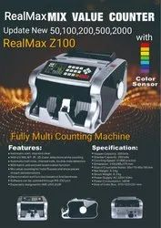 Multiple Currency Counting Machine