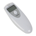 White Digital Alcohol Tester