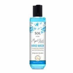 White Musk Soil Liquid Hand Wash, Packaging Type: Bottle, Packaging Size: 100ml-500ml