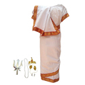 Kids Bharat Mata Fancy Dress Costume