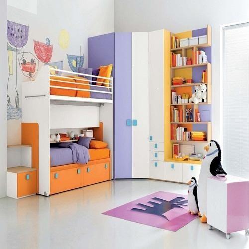 Kids Modular Bed