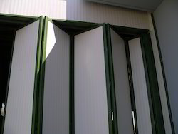 Sliding And Folding Door System