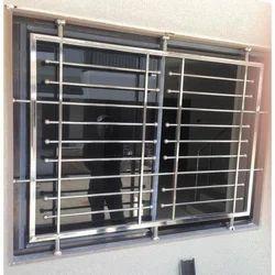 Aluminum Designer Window Grill