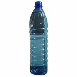 Blue Plastic 850ml Empty Mineral Water Bottle, 13 Gm, for Water Storage