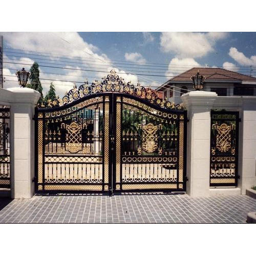 Iron Main Gate Door At Rs 300 Square Feet Iron Gate Id 15145452448