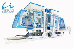 Chirag Hi Technology Concrete Block Making Machine