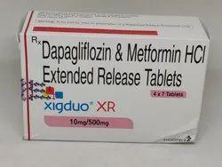 Xigduo XR 10 mg/ 500 mg Tablet