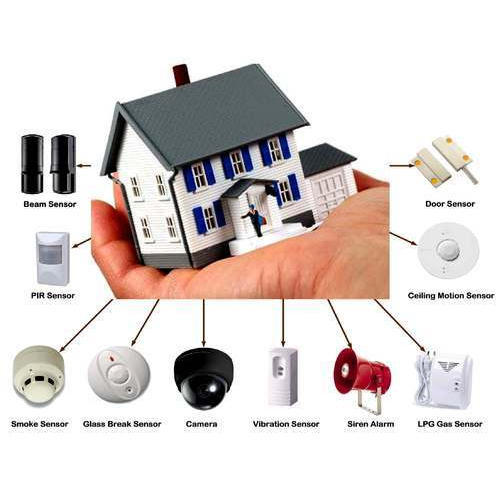 Xsort Smart Home Security System, XT1052, Rs 12300 /unit Xsort ...