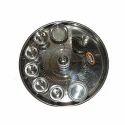 Stainless Steel Aarti
