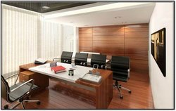 Corporate/Office Interior Designing Office Interiors Projects, Size: 900 Sqft