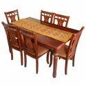 Jacquard Silk Dining Table Runner 111
