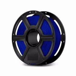 Flashforge ABS 3D Printer Filament Blue, Size: 1kg
