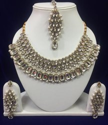 Exclusive Heavy Bridal Necklace