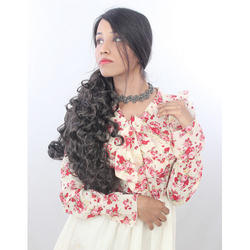 Women Hi Quality Synthetic Hair Ponytail Extension  JL 4026