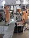 Shreeji Projects Semi-automatic Liquid Packaging Machinery, Capacity: 18bpm