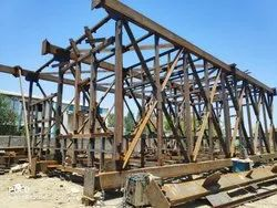 Steel Square Structure