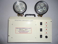 Industrial LED Emergency Light (Model-LED_2_WOE)