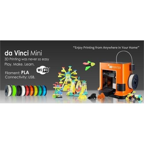 Xyzprinting Mini Wifi Fdm Education 3d Printer