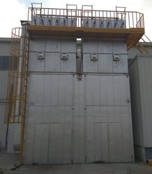 Dust Collector for Ceramic industries