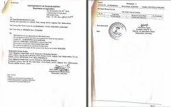 Maharashtra Seeds licence